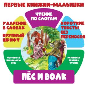 ПЁС И ВОЛК обложка